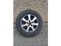 Tomason Alloy Wheel Rims