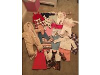 AS NEW Girls Clothes 0-3 Months (Next, Laredoute, M&S, Mothercare)