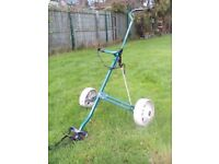 Golf trolley , turfrider for sale free delivery Inverness.