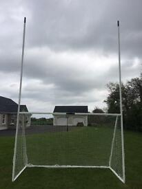 Goal posts/nets for sale