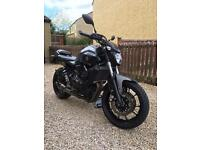 Yamaha MT 07 2016 ABS