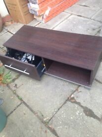 Tv stand with Draw for 40 inch tv