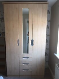⭐️ Freestanding Starplan Bedroom Furniture ALMOST NEW -some still in packaging!