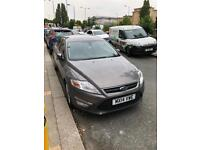 Ford mondeo 2014 automatic