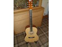 Electric Acoustic Guitar £25