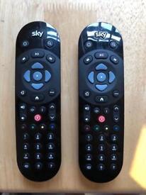 Sky Q Remote
