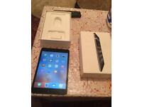 iPad mini 1st generation 16GB wifi only boxed mint condition NO OFFERS