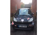Smart Fortwo 1.0 Pulse 2dr(Hello Kitty)