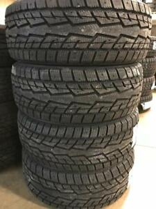 New 195/65R15 and 185/65R15 winter tire blow out sale!
