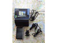 Garmin nuvi 2548 LMT-D GPS with free lifetime Western Euro maps and lifetime digital traffic.