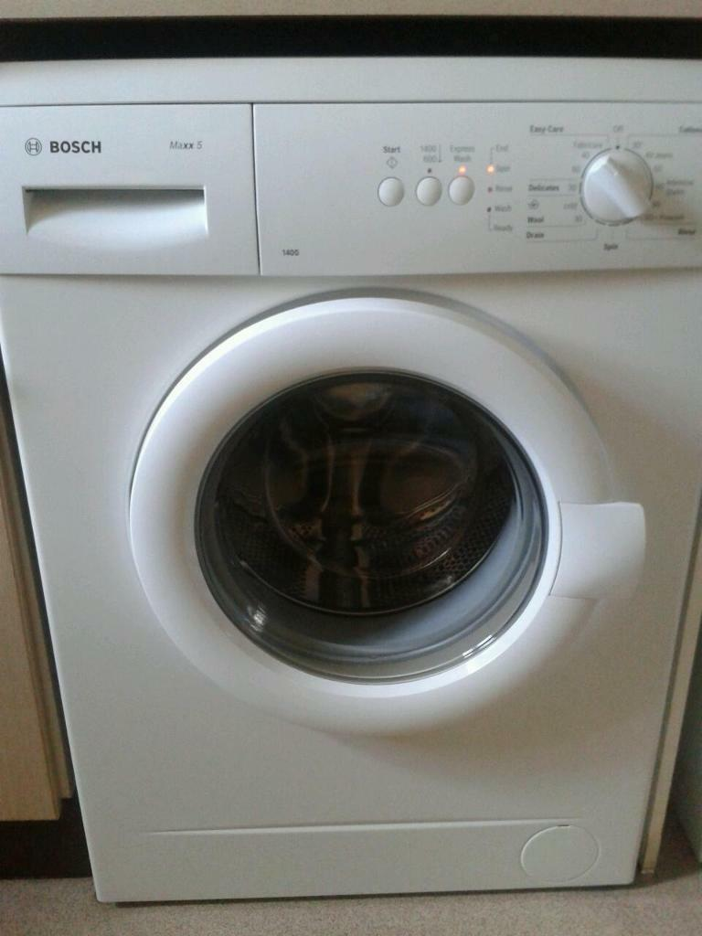 bosch maxx 5 washing machine in worcester worcestershire gumtree. Black Bedroom Furniture Sets. Home Design Ideas