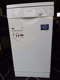 Bosch Classixx Slimline Dishwasher in excellent condition reduced price £150 ONO