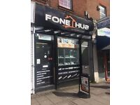 Mobile Phone Shop Available for Sale - Already Running Well Established Business - Hendon Central