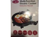 Electric skillet NEW