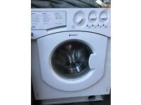Integrated Washing Machine - Hotpoint BHWM129