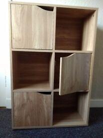 Box storage unit