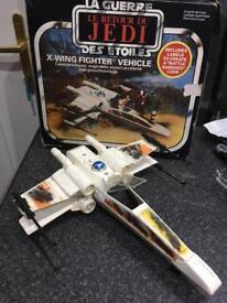 Vintage Star Wars X Wing