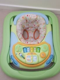Baby walker/walking ring