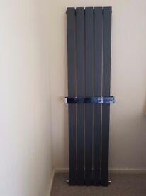 Vertical Anthracite Column Radiator