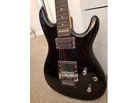 black ibanez signature js100 electric guitar