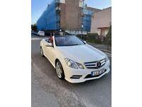 PRICE £11,000, 62776 Miles, Mercedes-Benz, E CLASS, Convertible, 2012, Semi-Auto, 2143 (cc), 2 doors