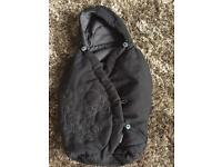 Maxi Cosi Footmuff for Pebble/Pebble plud