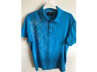Galvin Green Marvin Ventil8 Golf Polo Shirt - Medium