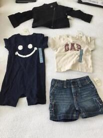 BABY GAP CLOTHES 6-12months