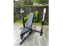 Olympic professional incline decline bench Powertec