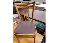 Retro vintage kitchen chairs