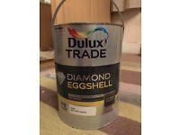 Dulux Trade Diamond Eggshell Paint