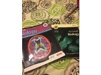 OCR biology books