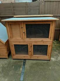 Double hutch NEW