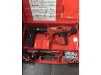 Hilti dx460 multi shot nail gun