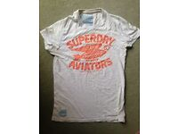 Various superdry Tshirts.