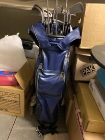 Golf bag &Clubs