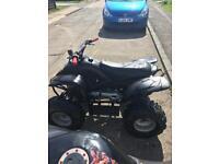 100cc 2t quad