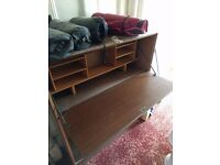 Wooden Stand Up Cabinet