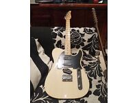 Tom Anderson Classic T (modded)