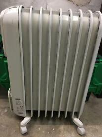 Delonghi v550920 2kw oil filled electric heater