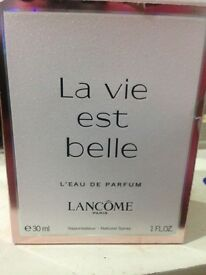 La vie est belle Lancôme perfume