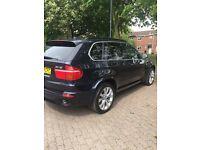 BMW X5 7 seater m sport