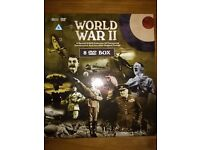 World War II A Special 8 DVD Collection of Fascinating Documentary And Incredible Original Footage