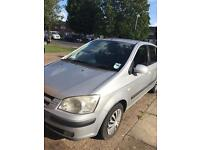 For sale Hyundai Getz £400 ono