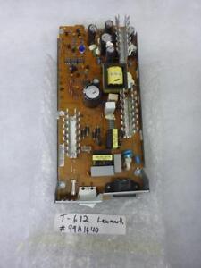 Lexmark T612 99A1640 Low Voltage Power Supply Unit PSU