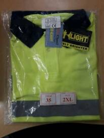 Hi Visibility Clothing - New Unopened