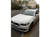 BMW 520i Private Diplomatic Car LHD