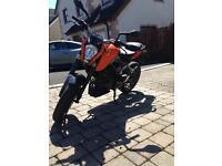 Ktm Duke 2011 125cc