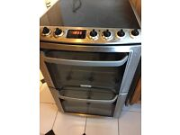 Free standing Electrolux cooker