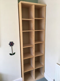Cubic Shelving Storage System